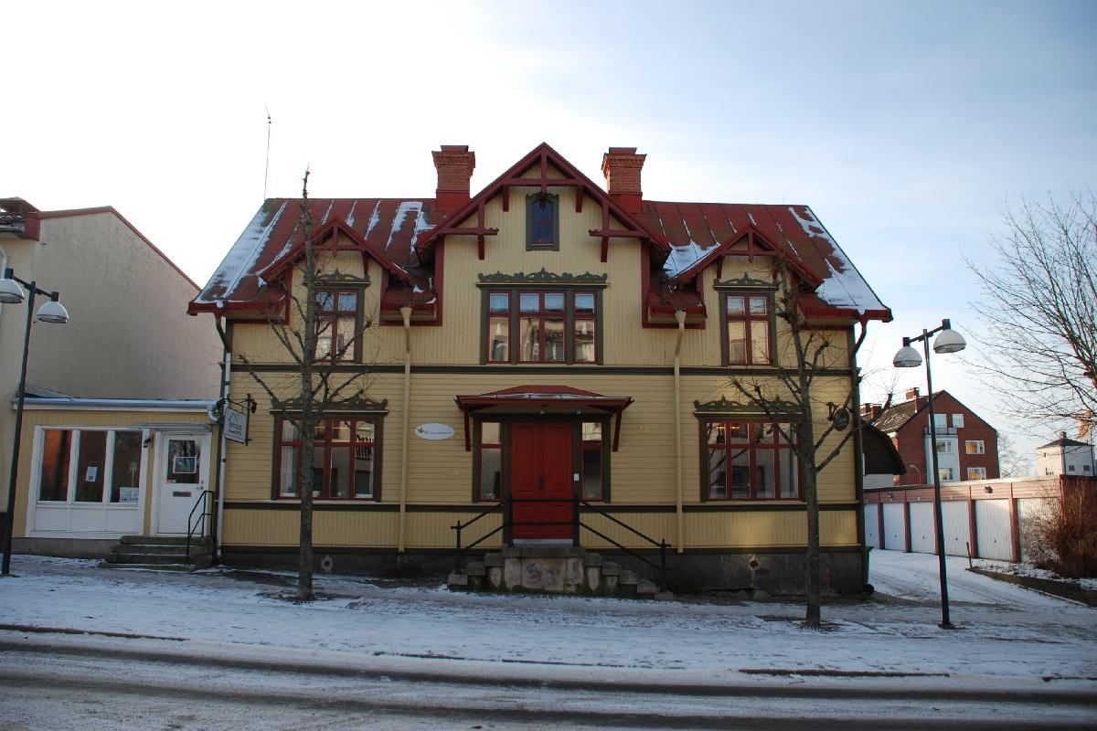 SP Landskapsarkitektbyrå AB